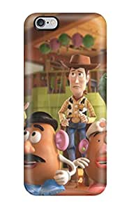 Logan E. Speck's Shop Lovers Gifts 3569265K92187652 Tpu Case Cover For Iphone 6 Plus Strong Protect Case - Toy Story 3 Cast Design
