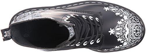 Combat Pascal Womens Dr Pascal Boot Boot Lace Dr Lace Combat Martens Black Womens Martens Black C75xwTxdq
