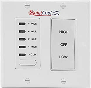 Intermatic Whole House Fan Timer Switch   Sante Blog  Whole House Fan Timer