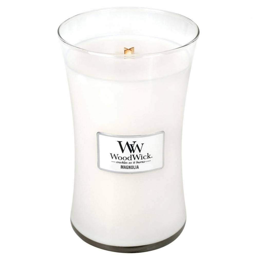 Woodwick Candle 22 Oz. - Magnolia