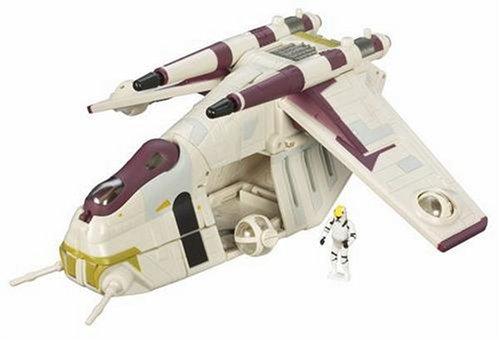 (Hasbro Star Wars Transformers - Gunship)