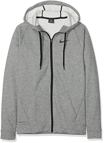 Nike Men's Dri-FIT Therma Full-Zip Training Hoodie