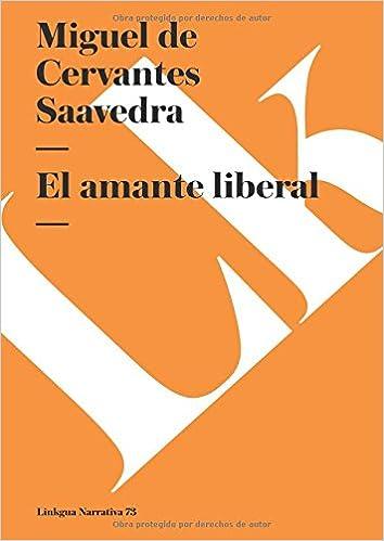 Book El Amante Liberal (Narrativa)