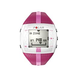 Polar FT4 Heart Rate Monitor (Purple/Pink)