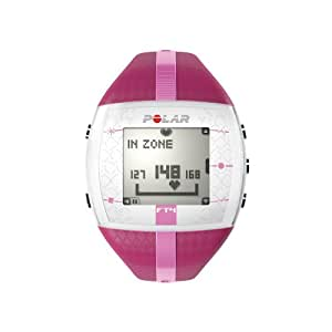 Polar FT4 Heart Rate Monitor, Female (Purple/Pink)