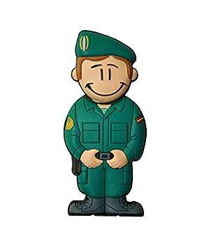 USB Pendrive Guardia Civil Brigada de 16 GB en Lata con Abre ...