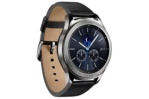 Samsung Gear S3 Classic Smartwatch - SASM-R770NZSAXAR (Renewed)
