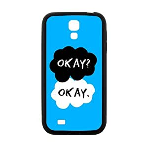 Happy Okay Cell Phone Case for Samsung Galaxy S4