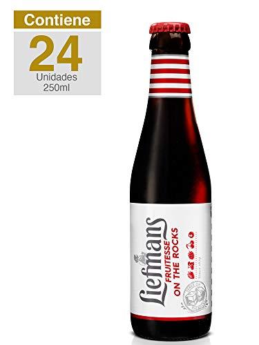 Liefmans Fruitesse, Cerveza estilo Apero Beer, caja 24 botellas, Bélgica