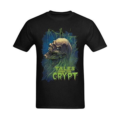 - ReaGuo Men's Tales From The Crypt Horrow T-shirt Size 2XL