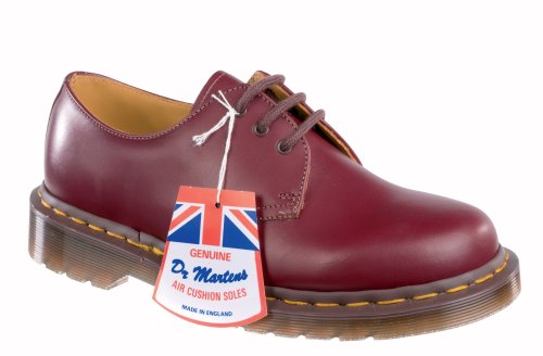 Dr. Martens Mens 1461 Oxford, Oxblood, 6 Uk (us Mens 7 M)