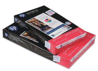 "11"" x 17"" HP Multipurpose Copy Paper - Bright 96 - Ream (1 Ream - 500 Sheets) - AB-92-3-27"