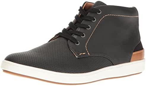 Steve Madden Men's Fractal Fashion Sneaker