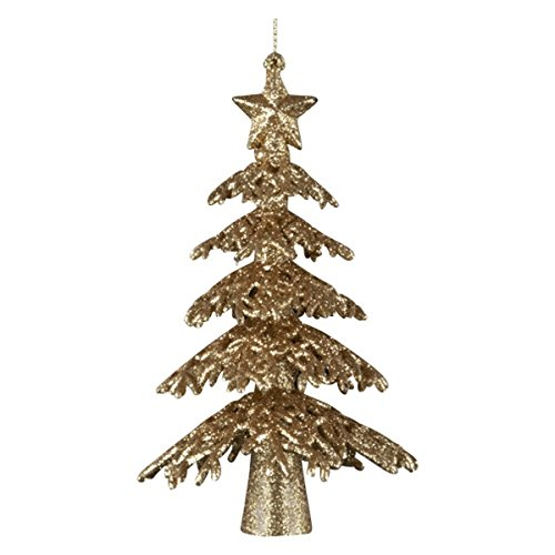 Gold Glitter Layer Tree
