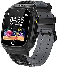 Relógio inteligente para crianças meninas meninos, IP67 Smartwatch Infantil Impermeável com RASTREADOR GPS, HD