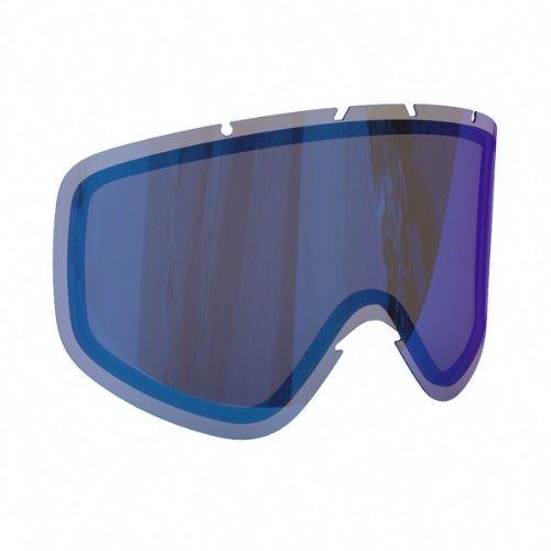POC Iris Double Lens (Bronze/Blue Mirror, Small)