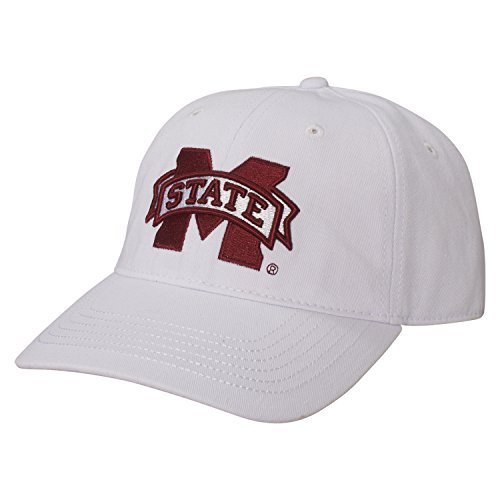 Mississippi State Cap - NCAA Mississippi State Bulldogs Adult Unisex Epic Washed Twill Cap  Adjustable Size