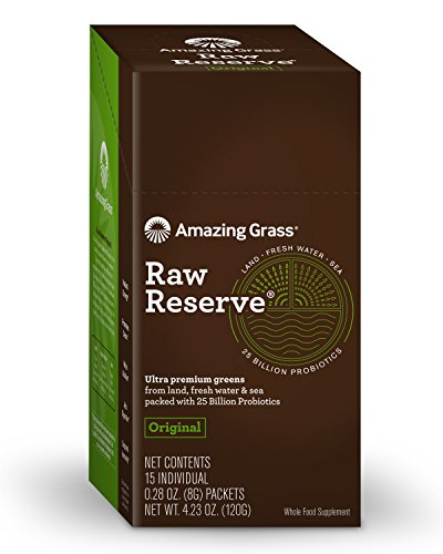 Amazing Grass Original Individual Servings
