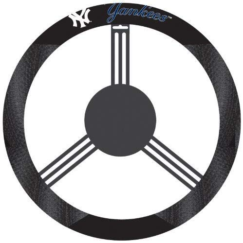 - MLB Poly-Suede Steering Wheel Cover