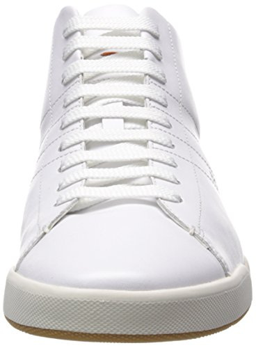 Hugo Boss Boss Orange Mens Stillness Fashion Sneaker Bianco