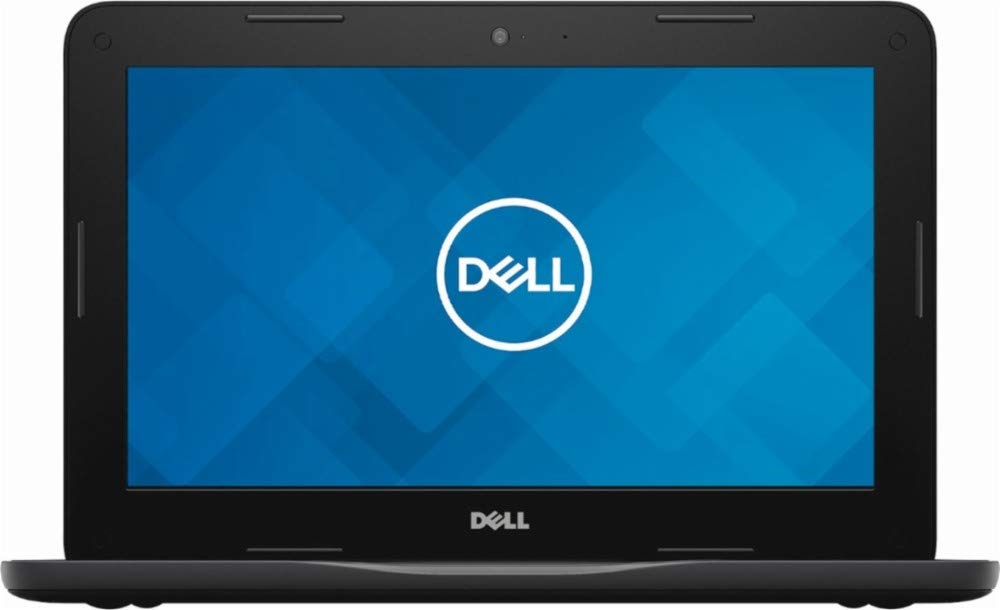 2018 Flagship Dell Inspiron 11.6'' HDChromebook, Intel Dual-Core Celeron N3060 up to 2.48GHz, 4GBRAM 16GB SSD HDMI USB Bluetooth802.11ac HD Webcam Chrome OS