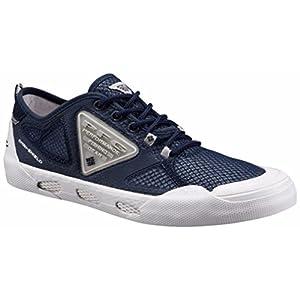 Columbia Men's Vulc N Vent Pro PFG Navy Sneakers 12 M