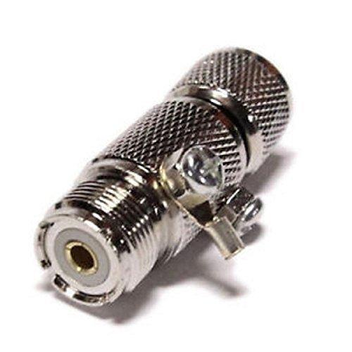 LIGHTNING ARRESTOR for CB or Ham Base Antennas - Workman A28