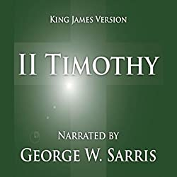 The Holy Bible - KJV: 2 Timothy