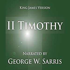 The Holy Bible - KJV: 2 Timothy Audiobook