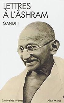 Lettres à l'Ashram par Gandhi