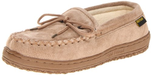 Old Friend Women's 484132 Moccasin, Chestnut, 8 M US