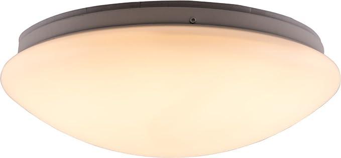 Heitronic - Lámpara LED de techo Easy 17 W, diámetro 330 mm ...