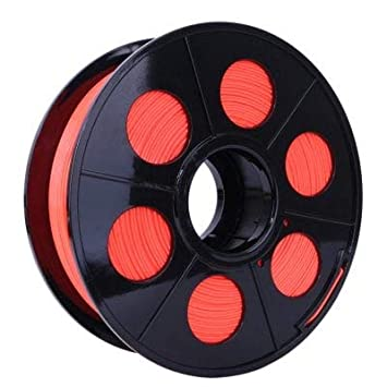 RanDal 1.75Mm Pla Filamento De Impresió n 3D 400M - Rojo