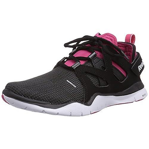Reebok - Zapatillas de running de Material Sintético para mujer, color blanco, talla 35