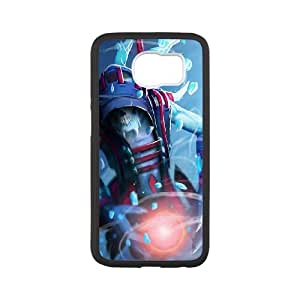 Samsung Galaxy S6 Cell Phone Case White Defense Of The Ancients Dota 2 LICH 005 KWL0580811