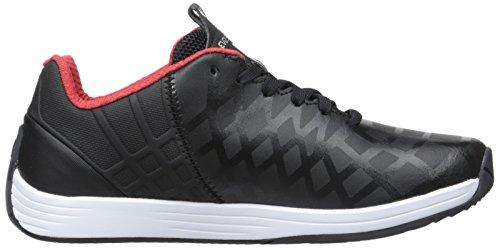 Puma evoSPEED 1.4 SF Jr Sneaker (Little Kid/Big Kid) Black/White