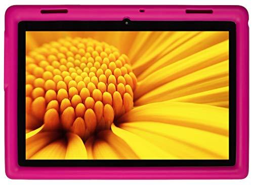 BobjGear Bobj Rugged Tablet Case for Lenovo Tab E10 (TB-X104F) Kid Friendly (Rockin' Raspberry)