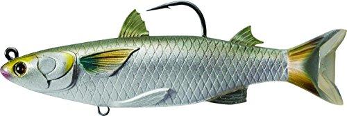 (Livetarget Sardine Swab 1/2 Oz Silver/Green Fishing Equipment)