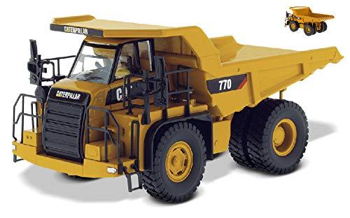 CAT 770 OFF HIGHWAY TRUCK 1 50 - Diecast Master - Mezzi Industriali - Die Cast - Modellino