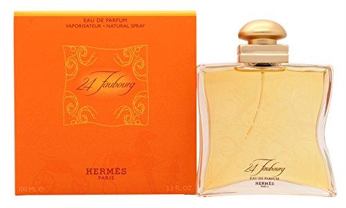 24 Faubourg By Hermes For Women. Eau De Parfum Spray 3.3 Ounces