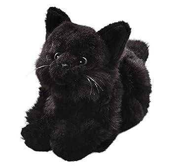 Carl Dick Peluche - Gato negro (felpa, 20cm) [Juguete] 1308004: Amazon.es: Juguetes y juegos