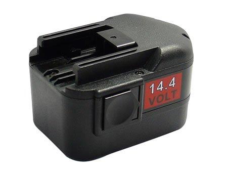 PowerSmart 14.4Volt 2.4AH Replacement battery for Milwaukee 48-11-1000,48-11-1014,48-11-1024 NiCD