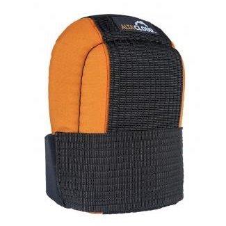 ALTA 56513.50 AltaCLOUD Knee Protector Pad, Orange Cordura Nylon Fabric, Gel Foam and Neoprene, Neoprene Strap, Capless by Alta