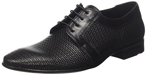 para Derby Cordones Ohio Negro de Hombre 0 Zapatos Lloyd Schwarz nwXI7xq7