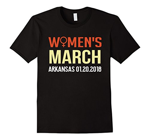 Womens March Arkansas January 20 2018 T Shirt