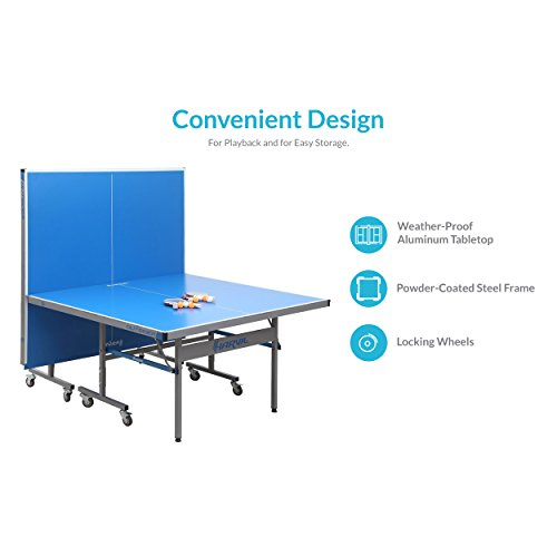 Harvil Outsider Table Tennis Table by Harvil (Image #2)