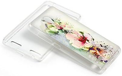 Ethno Fuchs etuo Handyh/ülle f/ür ZTE Blade L7 Handyh/ülle Schutzh/ülle Etui H/ülle Case Cover Tasche f/ür Handy Fantastic Case