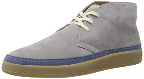 Cole Haan Mens Ridley Fashion Sneaker Ironstone Suede