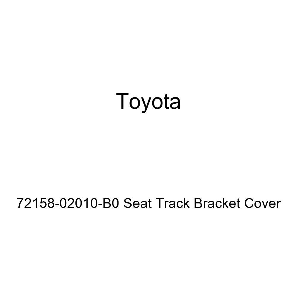 Toyota 72158-02010-B0 Seat Track Bracket Cover