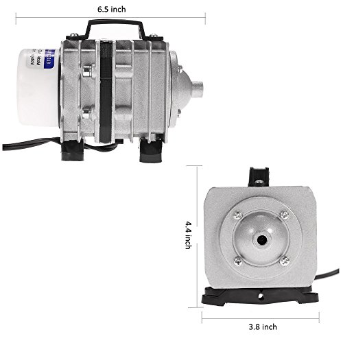 lewisia-commercial-air-pump-634-gph-35w-magnetic-oxygen-pump-for-pond-aquarium-hydroponics-fish-tank-fountain-6-outlets